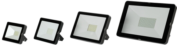 led flood light china supplier manufacturer flp FRONT SIDE
